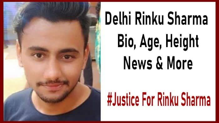 Delhi Mangolpuri Rinku Sharma Bio, Age, News