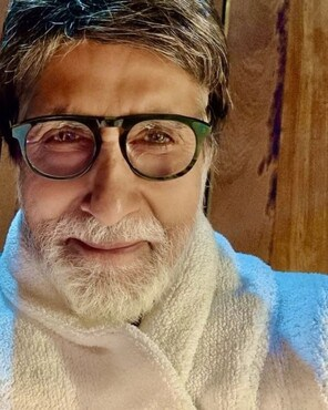 Amitabh Bachchan As Veer Sahay In Movie Chehre
