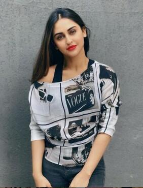 Krystle D'Souza As Diya sahay In Movie Chehre